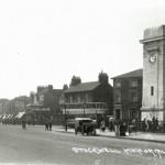 stockwell war memorial 1922