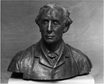 Henry Fawcett by Henry Richard Hope-Pinker, c.1878-1884