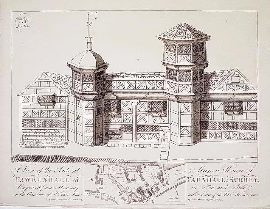 Fawkeshall 1813
