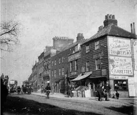 High Street Vauxhall 1904