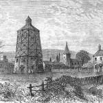 Old Battersea Mill c1800