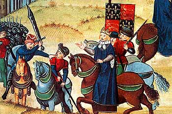 The Peasants' Revolt 1381