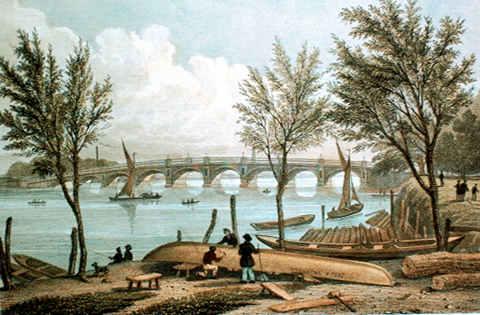 Vauxhall Bridge by Shepherd