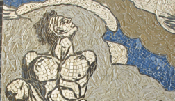 Mosaic of Blake's Redeemed Captive