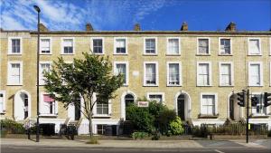 dover terrace - georgian london houses