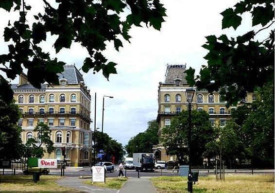 Clapham Common, Northside