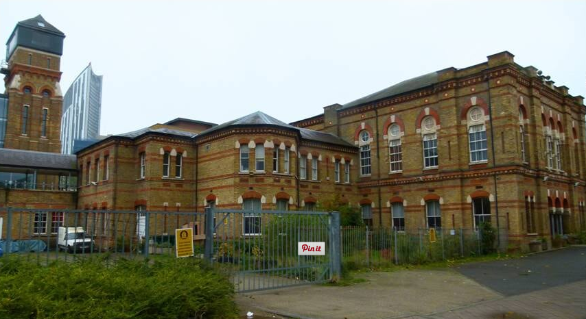 lambeth workhouse