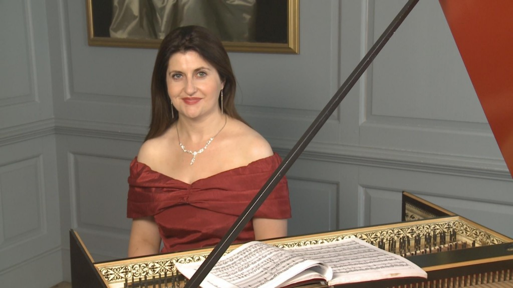 Bridget Cunningham at Handel House 2016