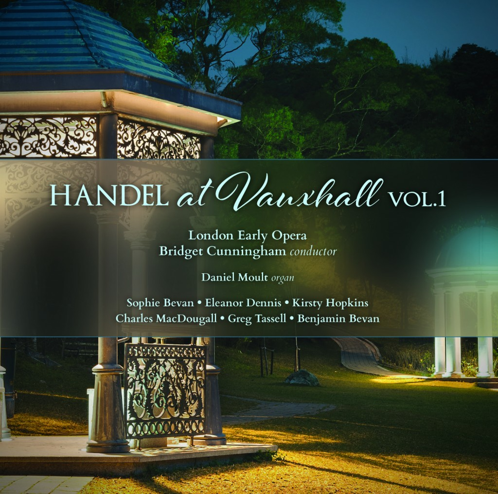 Handel at Vauxhall (Signum Records)