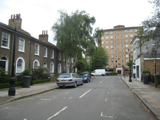 Viceroy Rd and Lansdowne Green Estate 2010
