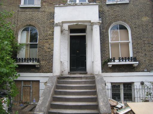 "A grade 2 listed ""short life"" house after 40 years ownership by Lambeth"