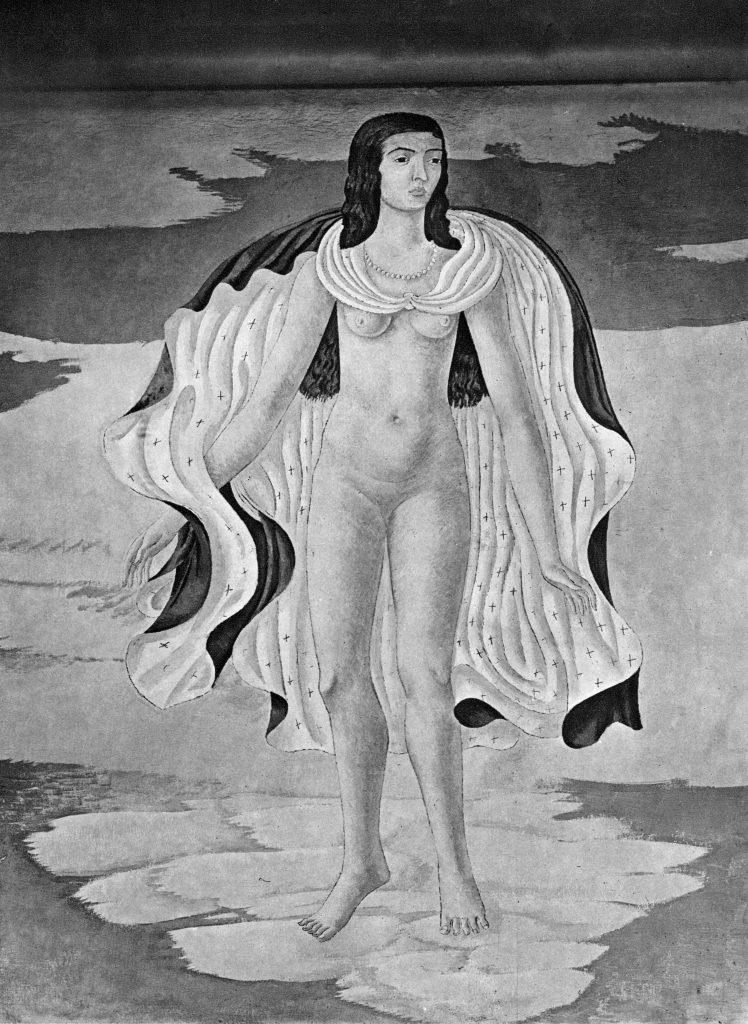 Venus Rising by Eric Ravilious