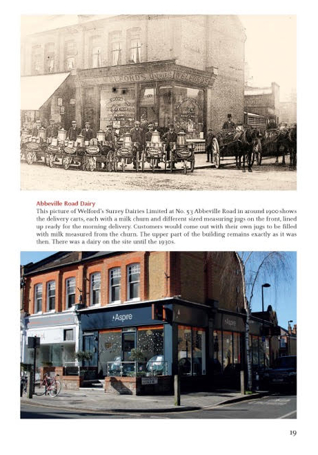abbeville road dairy 1900