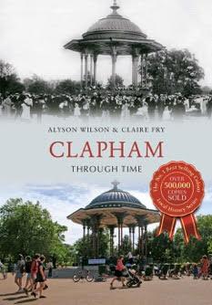 clapham cover