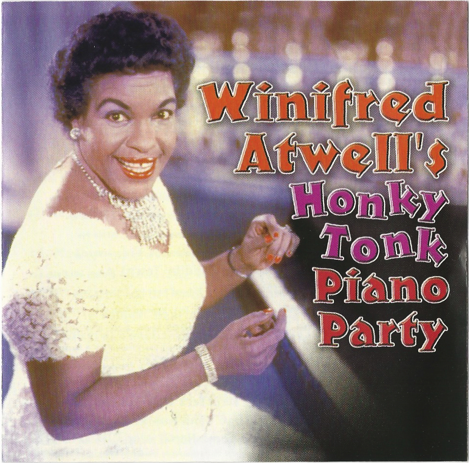 winifred atwell honky tonk piano party