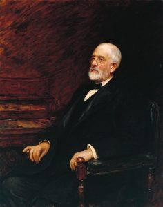 Henry Tate by Hubert Von Herkomer (1897), courtesy of Tate.org