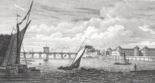 Varrall 1817 Vauxhall Bridge