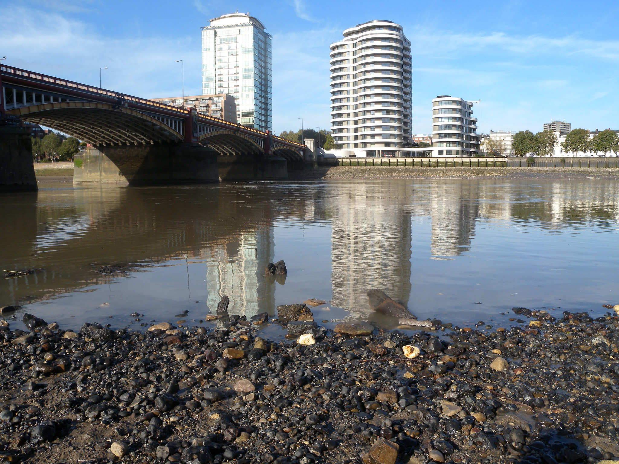 Vauxhall Society Guided History Walk: Thames Foreshore, 18 January 2017