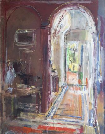 Hallway, Brixton