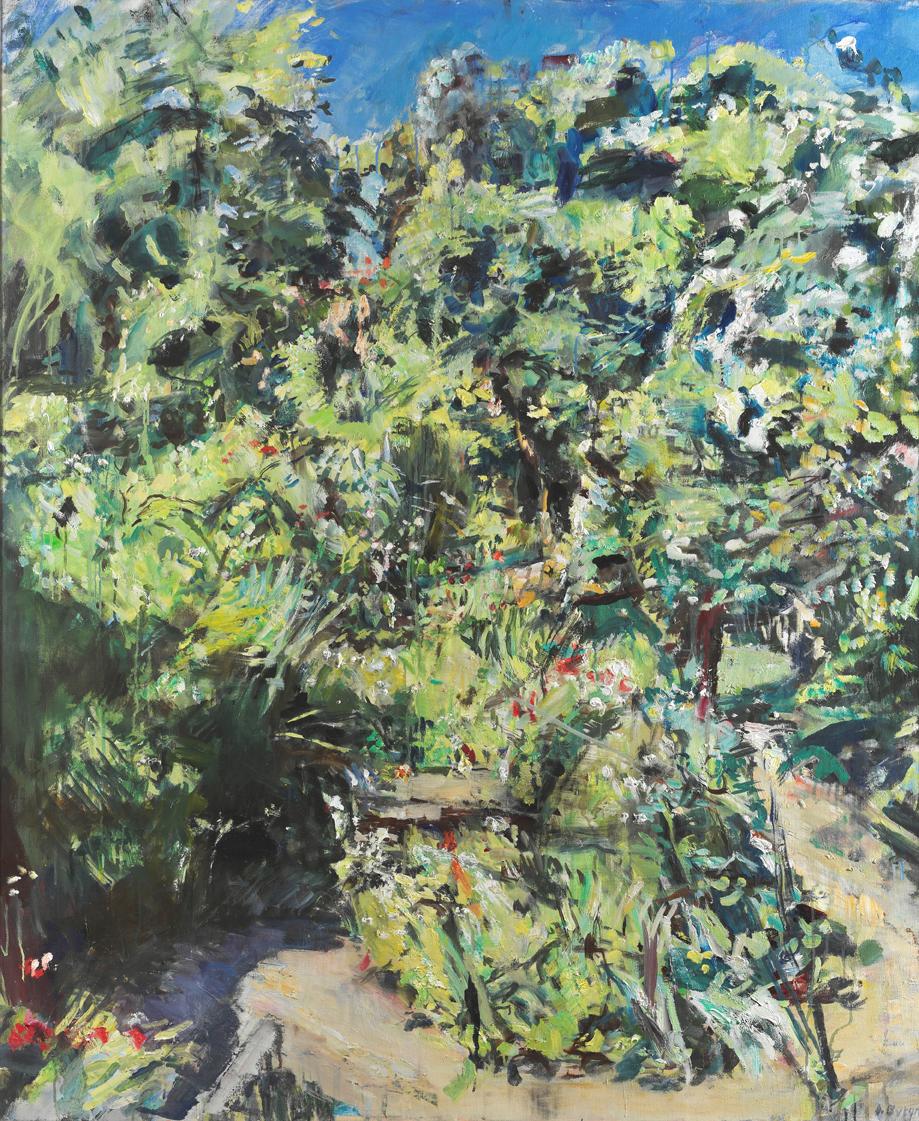 Summer Garden, Brixton