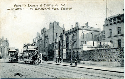 Barrett's Brewery and Bottling Factory
