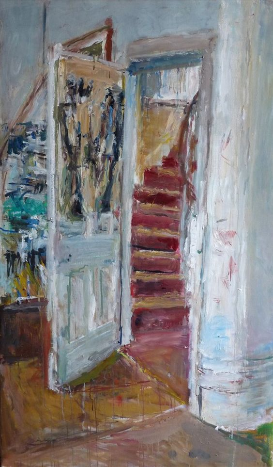 Staircase in the Morning