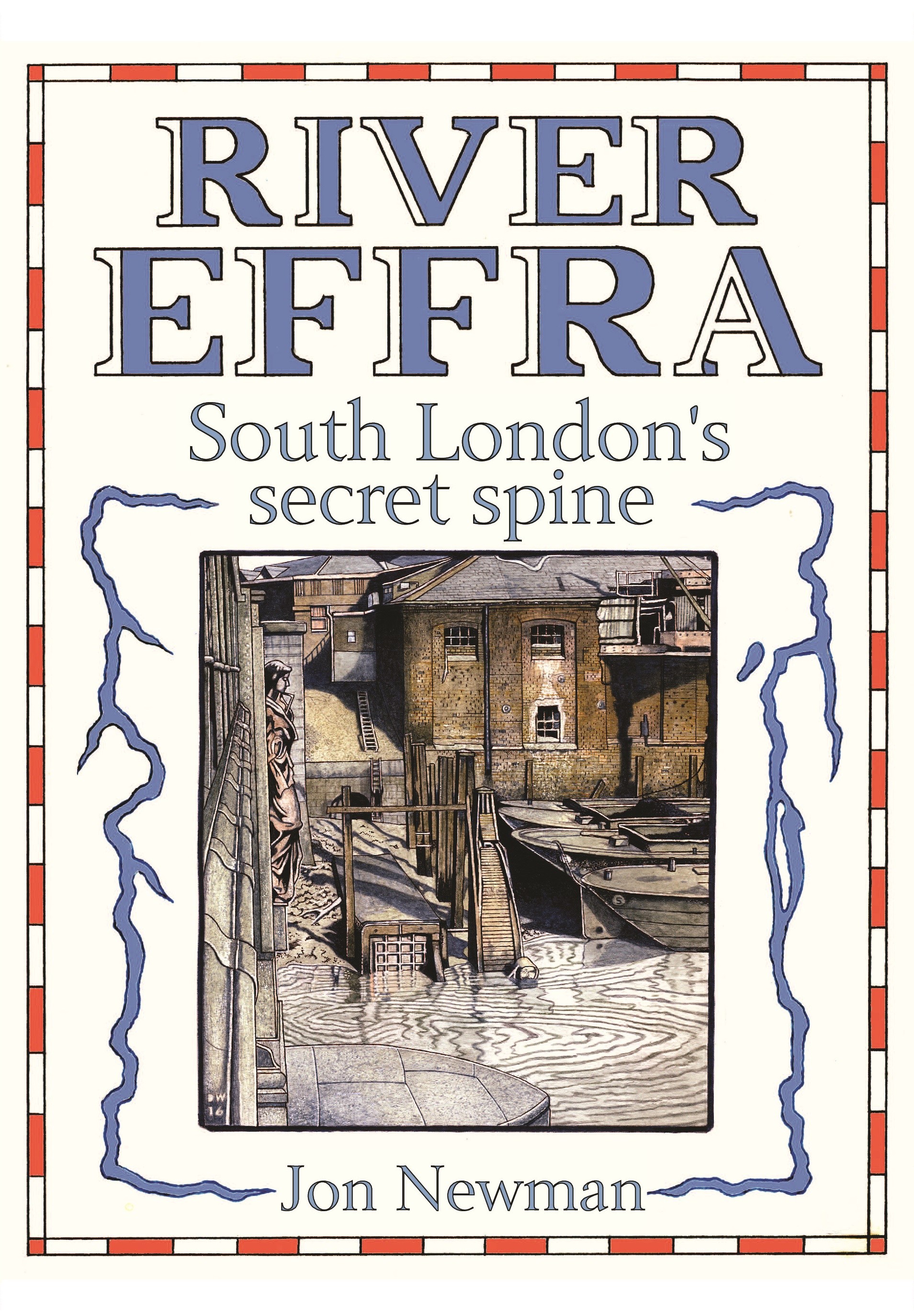 Not even Good Queen Bess could barge up Brixton Hill from Vauxhall for a date with Sir Walter Raleigh – River Effra: London's Secret Spine by Jon Newman