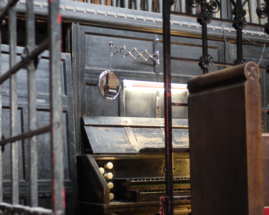The St Peter's organ appeal: time to pull out all the stops?