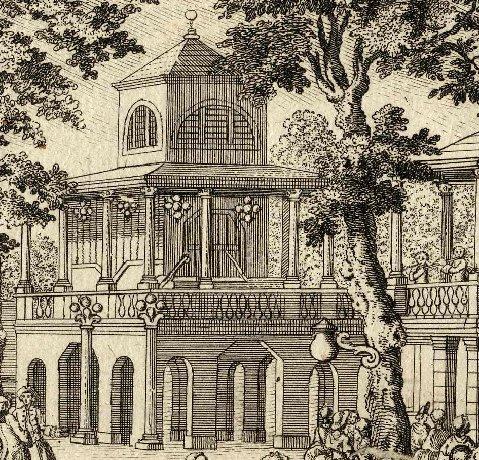 vauxhall gardens organ