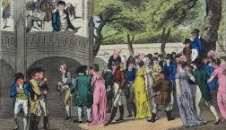 Monday 4 September: David Coke guides Vauxhall Gardens history walk