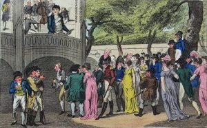 Monday 4 September: David Coke guides Vauxhall Gardens history walk