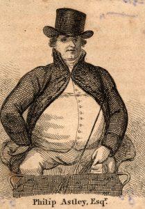 Philip Astley, circus pioneer