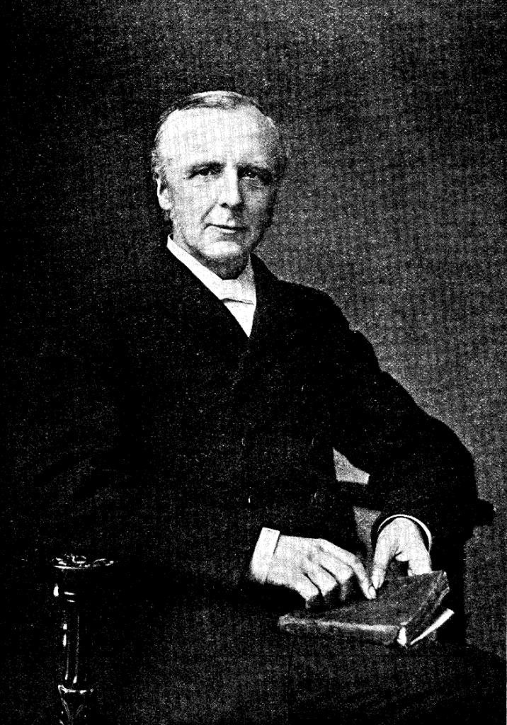 F. B. Meyer, Baptist Minister